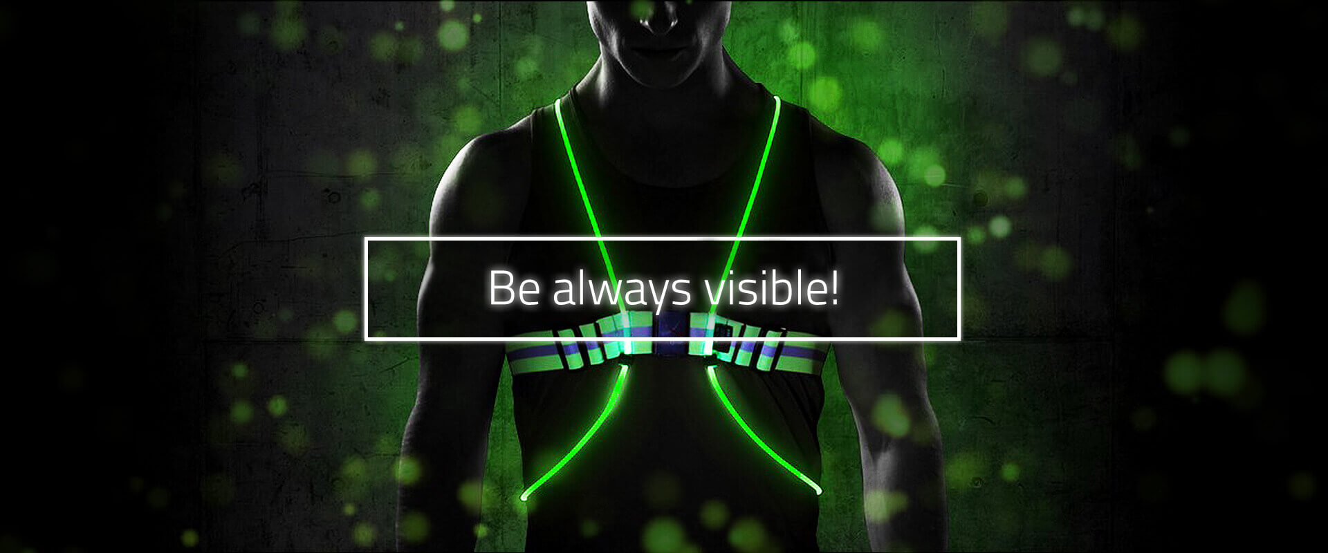 Be always visible